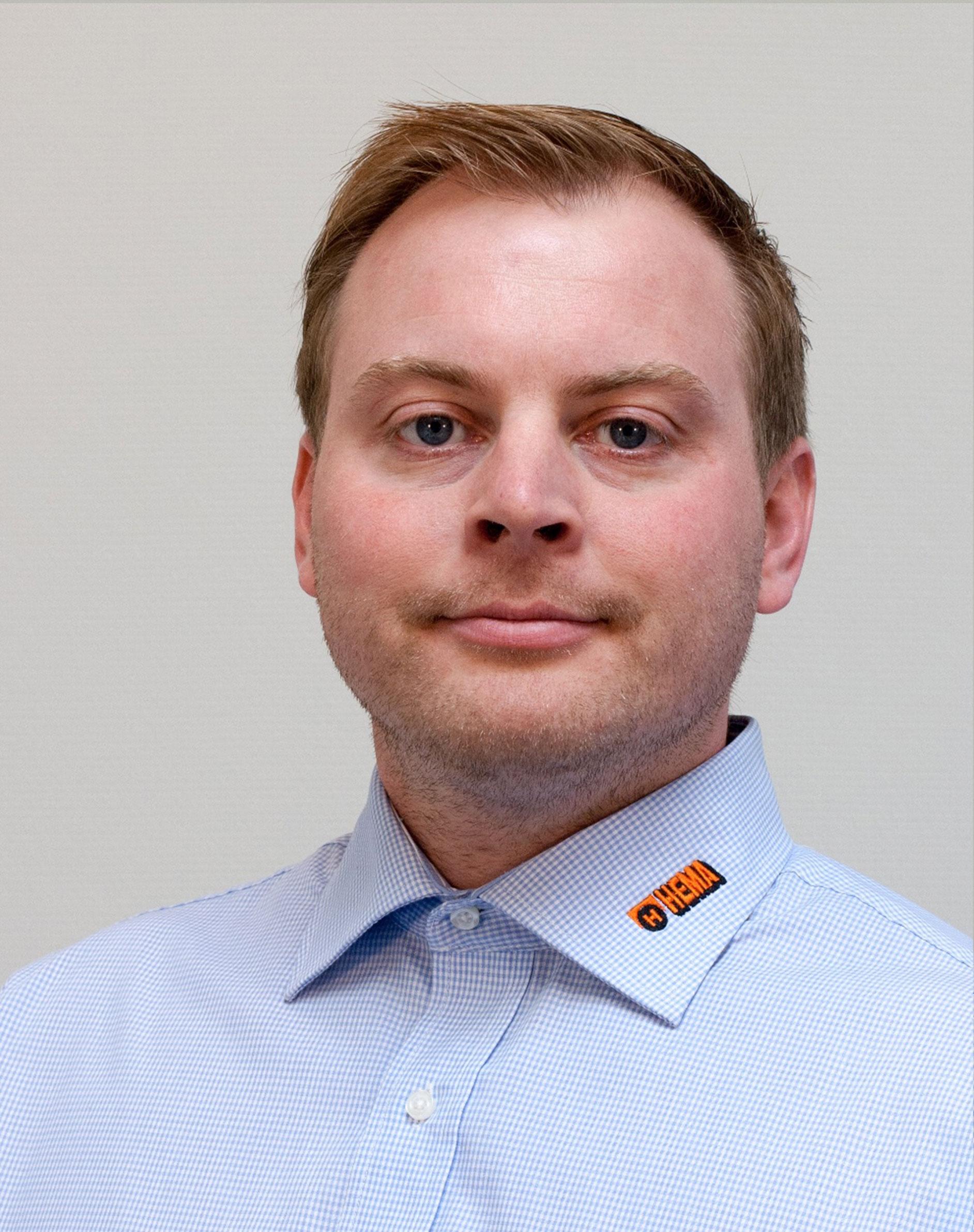 Jakob Reinholdt Knudsen Maskiningeniør