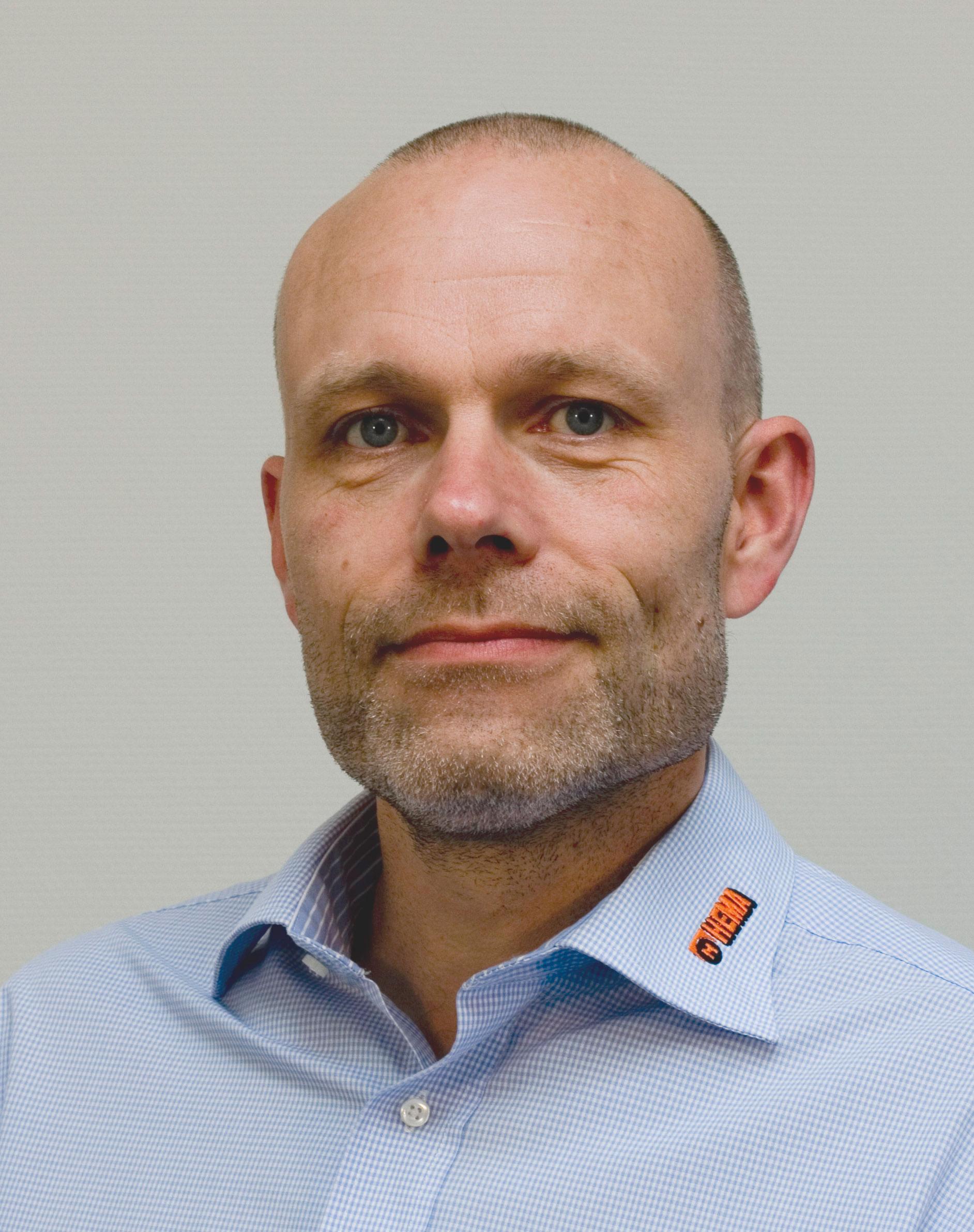 Torben Andersen Produktionschef KSM